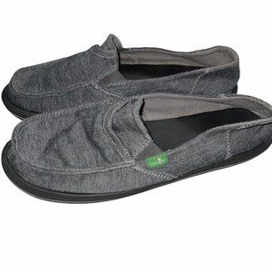 Sanuk Pick Pocket Fleece Sidewalk Surfers Slip-On